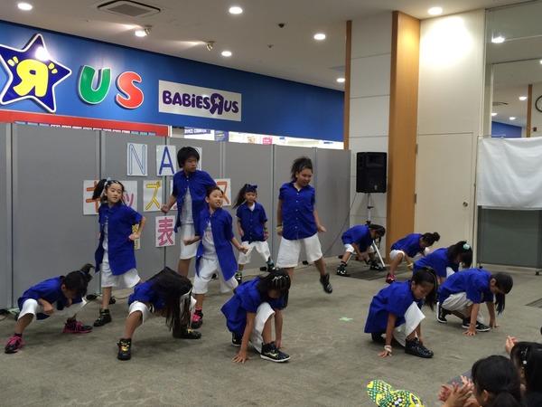 NASスポーツクラブ新鎌ヶ谷アクロスモールイベント♪
