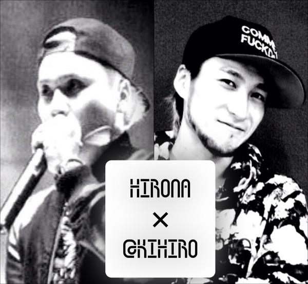 HIRONA×@KIHIRO