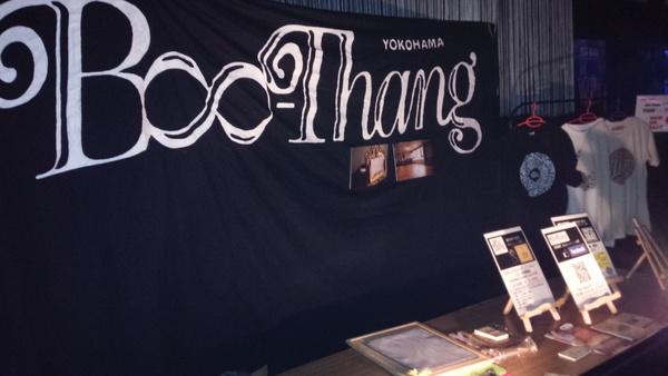 Boo-Thang 2周年イベント♪