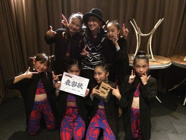 FLR  コンテストで準優勝☆!