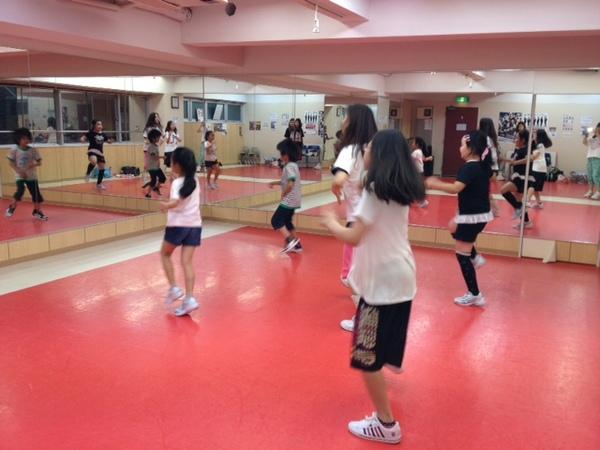 新横浜ダンススタジオ キッズクラス