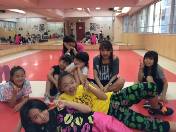 新横浜ダンススタジオ HIPHOP
