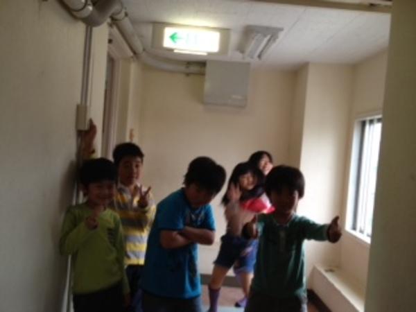 学童でダンスダンス!!