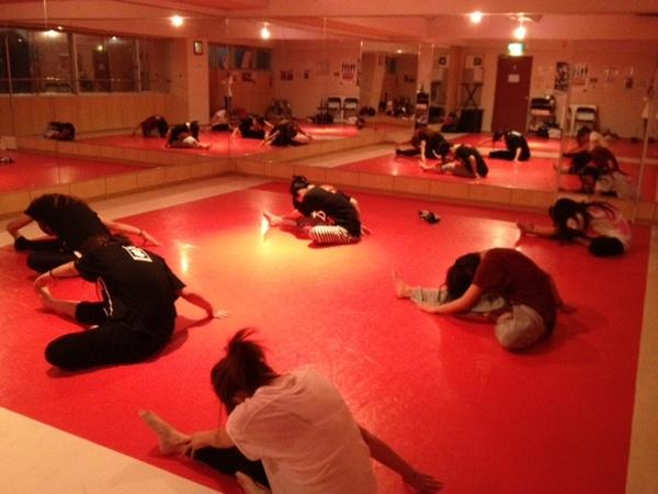 新横浜ダンススタジオ ガールズHIPHOP