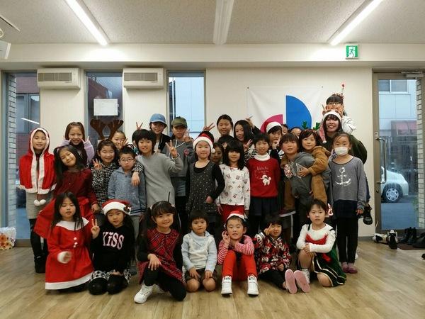 studioDUAL キッズクリスマスパーティー☆!