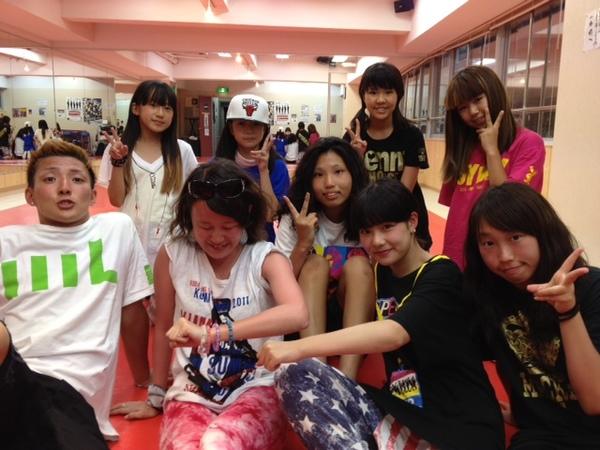 新横浜ダンススタジオ MOTOクラス