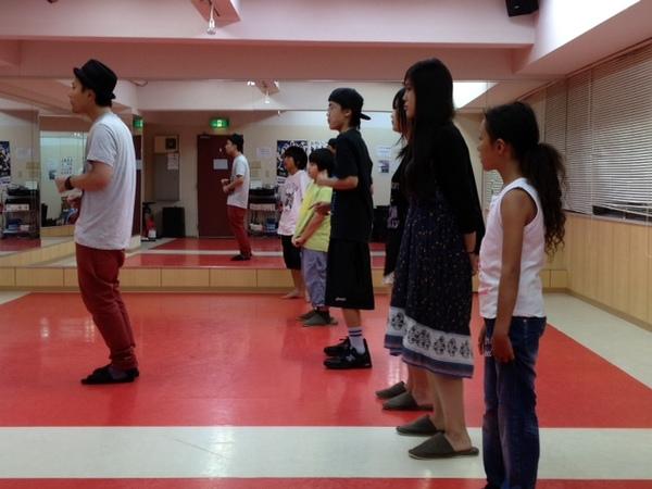 新横浜ダンススタジオ BEATBOX