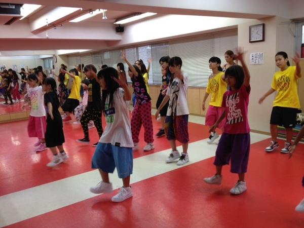 新横浜ダンススタジオ 『infinity』