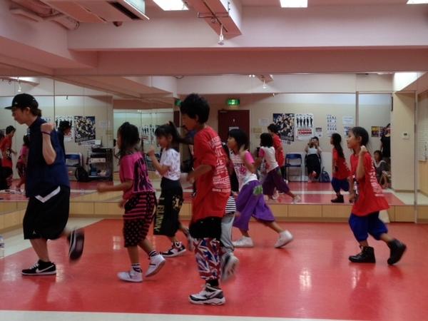 新横浜ダンススタジオ かず初級