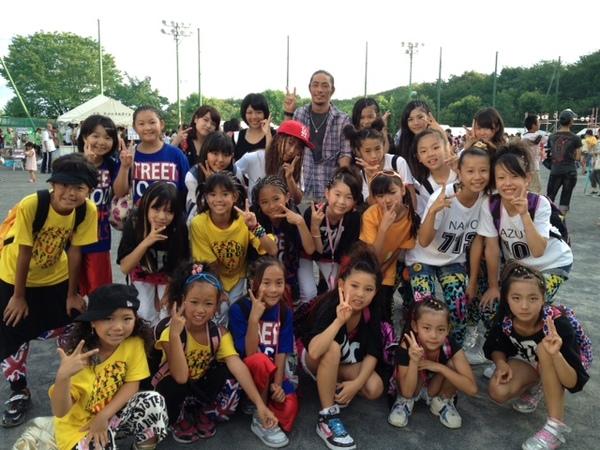 新横浜ダンススタジオ 新羽フェスティバル