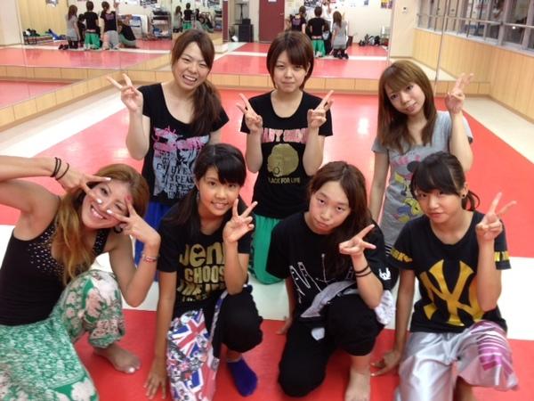 新横浜ダンススタジオ GIRL'S