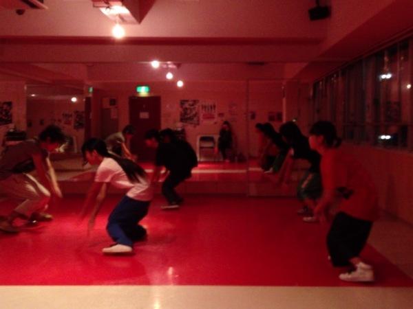 新横浜ダンススタジオ ゆーたぼん