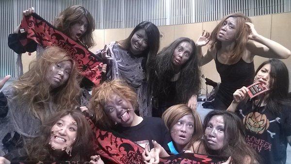 HALLOWEEN PARTY 2012☆!@幕張メッセ!