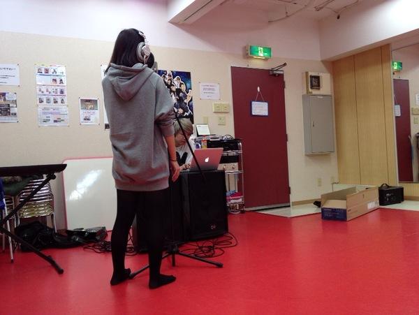 新横浜ダンススタジオ ボーカル