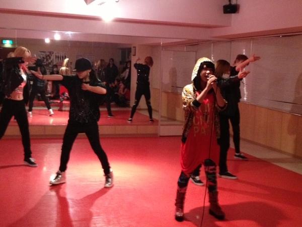 新横浜ダンススタジオ