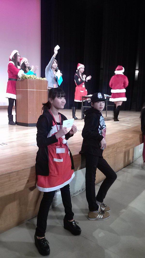 ETC 上大岡校キッズクリスマス発表会♪