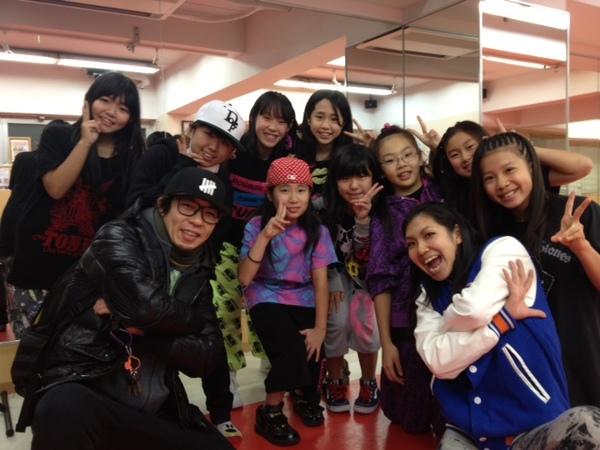 新横浜ダンススタジオ かず中級