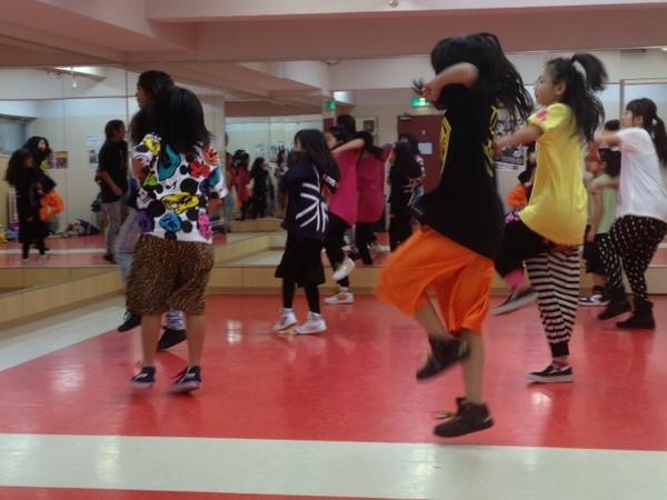 新横浜ダンススタジオ yuuk!クラス
