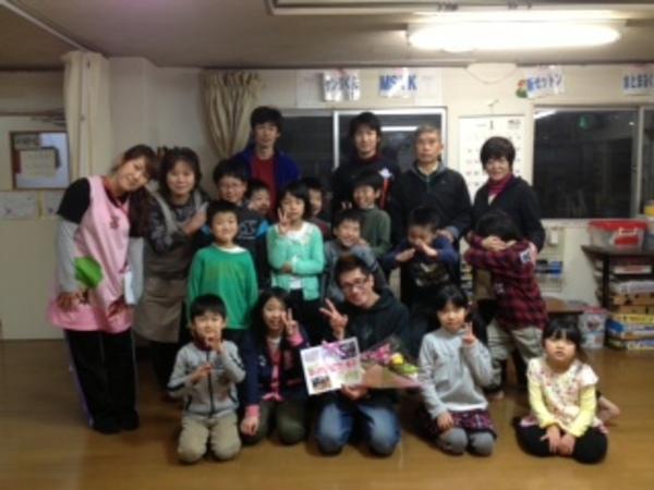 学童でダンス!!!
