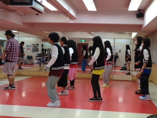 新横浜ダンススタジオ Dクラス