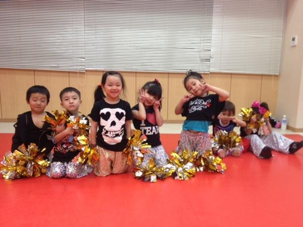 新横浜ダンススタジオ 幼児クラス