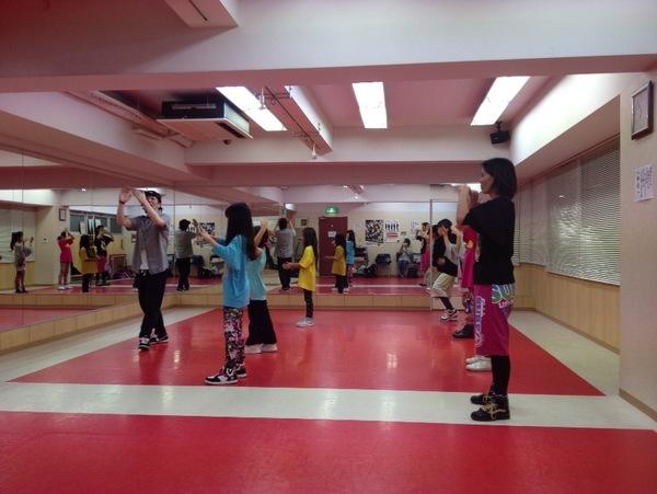 新横浜ダンススタジオ かずクラス